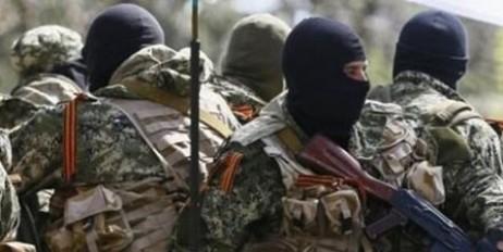 Под Луганском в казарме заживо сгорели 12 террористов - «Мир»
