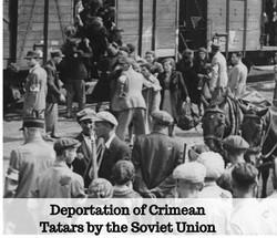 Украина выдала снимки из архива Холокоста за депортацию крымских татар - «Технологии»